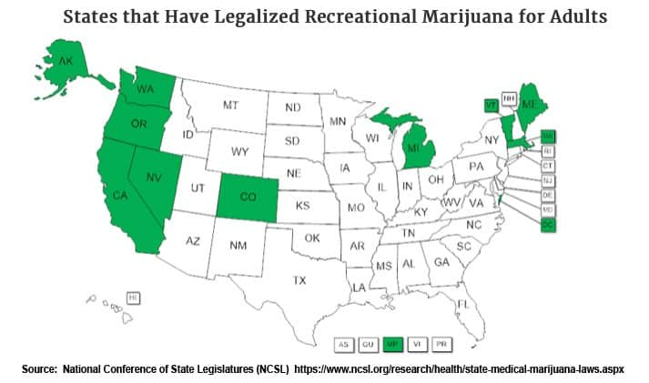 Genesis Background Screening Illegal or Legal, How Do Marijuana Laws Affect Your Workplace?